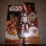 """StarWars collection : Figurine STAR WARS """"THE FORCE AWAKENS"""": FIRST ORDER FLAMETROOPER - NEW SEALED"""