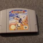 Jeu Nintendo 64 Star Wars Rogue Squadron - pas cher StarWars