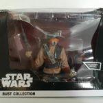 Figurine StarWars : Buste collection figurine résine STAR WARS Altaya Boushh 11,5cm éd COLLECTOR