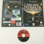 Jeu Nintendo Gamecube Star Wars Rogue Leader - jeu StarWars