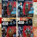 StarWars collection : Star Wars figurine wave3 rogue one r1 fenn rau galen sefla bistan raddus neuf