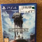 JEU PS4 STAR WARS BATTEFRONT  - pas cher StarWars