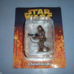 StarWars figurine : FIGURINE EN PLOMB STAR WARS NEUVE ATLAS - CHEWBACCA