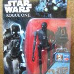 Figurine StarWars : STAR WARS ROGUE ONE K-2S0 FIGURINE 10 CM Neuf