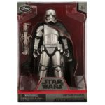 "StarWars figurine : Figurine Disney Store Star Wars Elite Series ""Captain Phasma"""