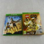 Lot de jeux pour console XBox One, Star Wars - Bonne affaire StarWars