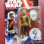 Figurine StarWars : Figurine Star Wars The force awakens Resistance trooper - Figurine Hasbro 2015