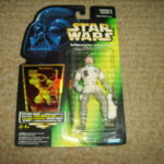 """StarWars figurine : Figurine STAR WARS """"Power of the Force""""gc: HOTH REBEL SOLDIER Neuve sous blister"""