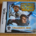 STAR WARS : THE CLONE WARS     ! Nn !    JEU  - jeu StarWars