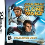 Jeux DS - occasion - STAR WARS THE CLONE WARS - Occasion StarWars