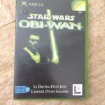 Star Wars Obi Wan Jeu Xbox Pal Fr Complet - Occasion StarWars