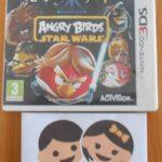 Jeu Nintendo 3DS ( 2DS ) ANGRY BIRDS STAR - pas cher StarWars