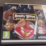 Jeu 3DS angry birds star wars  - jeu StarWars