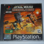 Jeu vidéo Sony PS1 Playstation 1 : Star Wars - pas cher StarWars
