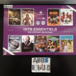 Coffret 8 jeux Hits essentiels 2005/2006 - pas cher StarWars