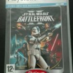 Jeu Ps2 Star Wars 2 Battlefront - jeu StarWars