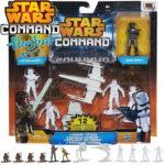 Figurine StarWars : STAR WARS HASBRO A8944 COMMAND ENDOR ATTACK SET 12 FIGURINES NEUF