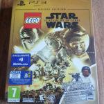 LEGO STAR WARS LE RÉVEIL DE LA FORCE DELUXE - Bonne affaire StarWars