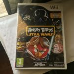 jeu wii angry birds star wars - Occasion StarWars