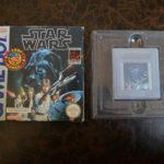 Jeu rare Star Wars - Nintendo Gameboy / Game - Bonne affaire StarWars