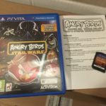 jeu ps vita angry birds star wars - Bonne affaire StarWars