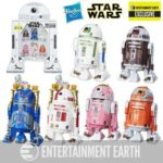 StarWars collection : Star Wars The Black Series Astromech Droids pack 6 figurines EE Exclusive 494224