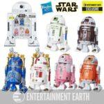 StarWars figurine : Star Wars The Black Series Astromech Droids pack 6 figurines EE Exclusive 494224