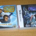 2 jeux nintendo DS - Star wars le pouvoir de - Occasion StarWars