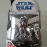 StarWars collection : STAR WARS FIGURINE COMMANDER FOX EXCLUSIVE ONLY ATO 2008 SOUS BLISTER NEUF