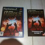 JEU PS2 STAR WARS EPISODE III 3 LA REVANCHE - Avis StarWars