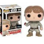 Figurine StarWars : Figurine Funko Pop - Vinyl - Star Wars  94 Luke Skywalker Bespin Version - Neuf