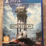 jeux ps4 Star Wars Battlefront - Bonne affaire StarWars