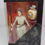 Figurine StarWars : Figurine REY et BB-8 Star Wars Collection The black series