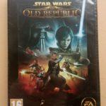 Jeu PC Star Wars the Old Republic NEUF - Occasion StarWars