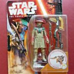 StarWars collection : Figurine Star Wars The force awakens Constable Zuvio - Figurine Hasbro 2015
