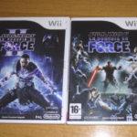 2 jeux nintendo wii - Star wars le pouvoir de - pas cher StarWars