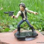 StarWars figurine : DISNEY INFINITY 3.0 STAR WARS / FIGURINE HAN SOLO