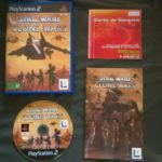 Star Wars : The Clone Wars - Jeu PS2 - jeu StarWars