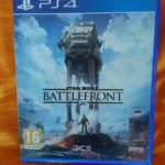 Jeux Sony Ps4 Star Wars Battlefront - Occasion StarWars