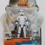 Figurine StarWars : STAR WARS FIGURINE STORMTROOPER SL01 SÉRIE STAR WARS REBELS EN BOÎTE NEUF