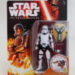 StarWars collection : Figurine Hasbro STAR WARS The Force awakens FLAMETROOPER First order Figure