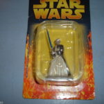 StarWars collection : FIGURINE EN PLOMB STAR WARS NEUVE ATLAS - OBIWAN KENOBI