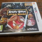 Jeu NINTENDO 3 DS ANGRY BIRDS STAR WARS  - Bonne affaire StarWars