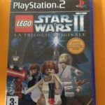 JEU PS2 @@ PLAYSTATION 2 @@ SONY @@ LEGO STAR - jeu StarWars