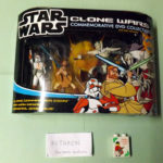 StarWars collection : BRAND NEW STAR WARS CLONE WARS * COMMEMORATIVE DVD COLLECTION PACK 2 * 2005 NEUF