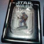 StarWars figurine : FIGURINE EN PLOMB STAR WARS NEUVE ATLAS - JANGO FETT