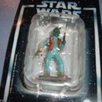 StarWars figurine : FIGURINE EN PLOMB STAR WARS NEUVE ATLAS - GREEDO