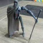 StarWars figurine : Figurine star wars garde magna IG 100 hasbro 2004