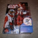 """StarWars collection : Figurine STAR WARS """"THE FORCE AWAKENS"""": X-WING PILOT ASTY - NEW SEALED"""