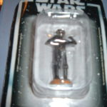 StarWars collection : FIGURINE EN PLOMB STAR WARS NEUVE ATLAS - LOM DROIDE